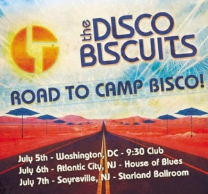 Road to  Camp Bisco I'm not on! :(