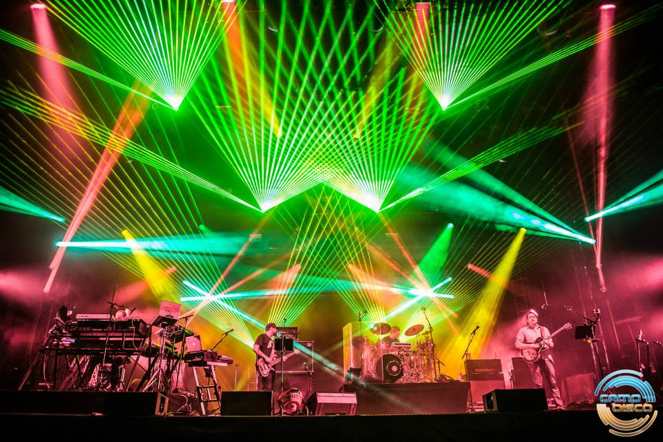 The Disco Biscuits, Photo by aLIVE Media