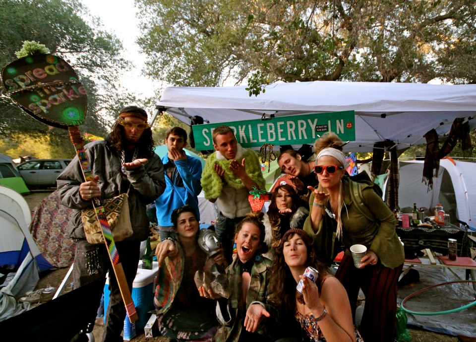 Sparkleberry Lane at Lucidity 2013