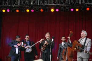 Del McCoury Band at DelFest