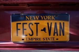 DelFest Van