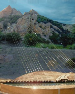 The Earth Harp