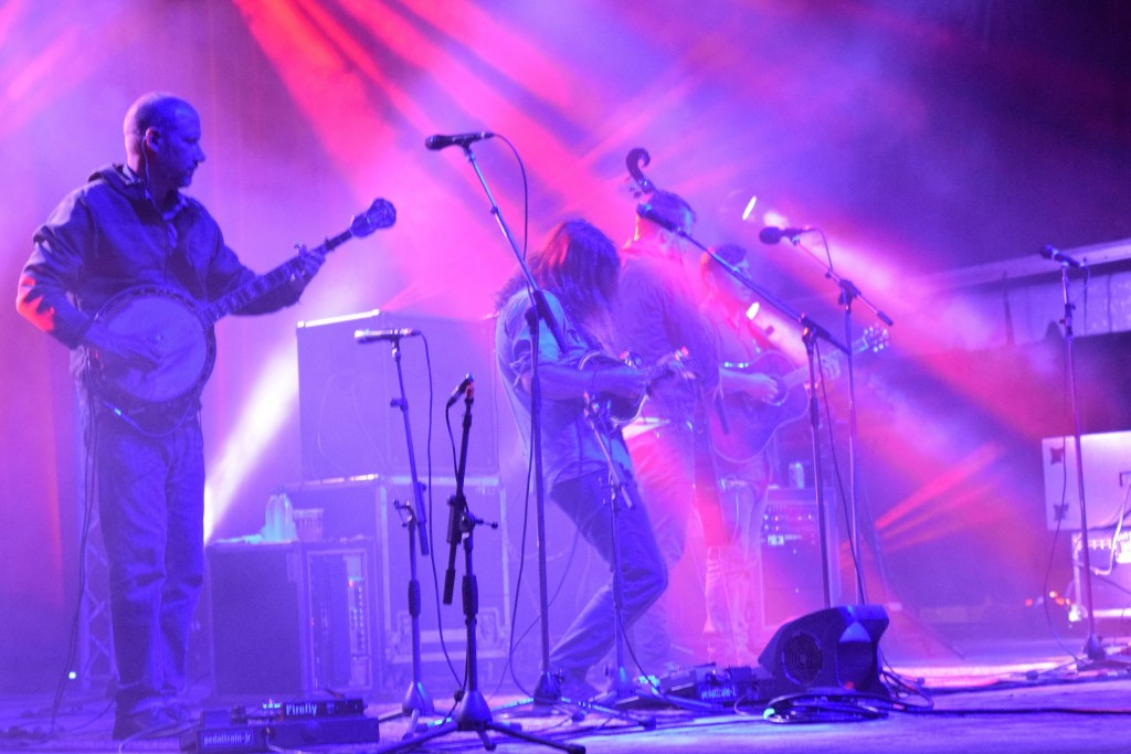 Greensky Bluegrass - DelFest 2015