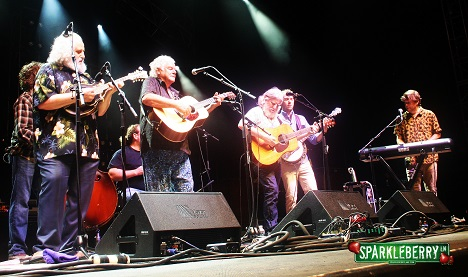 SCI with David Grisman and Peter Rowan